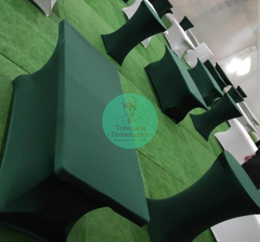 Мебель в зеленом цвете в аренду