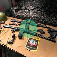 Сборка-разборка оружия №1